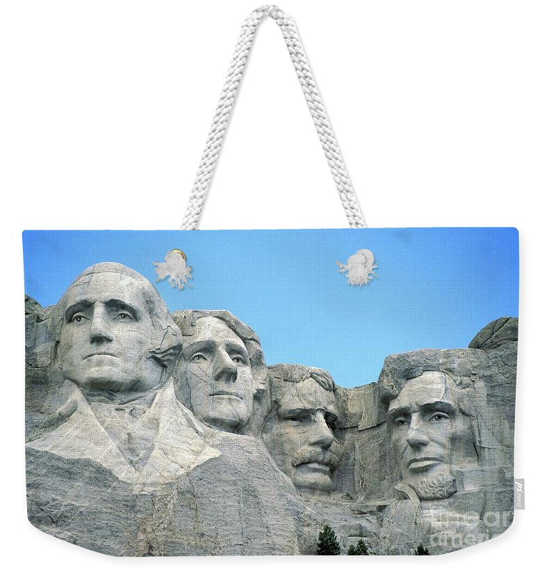 George Washington Weekender Tote Bags