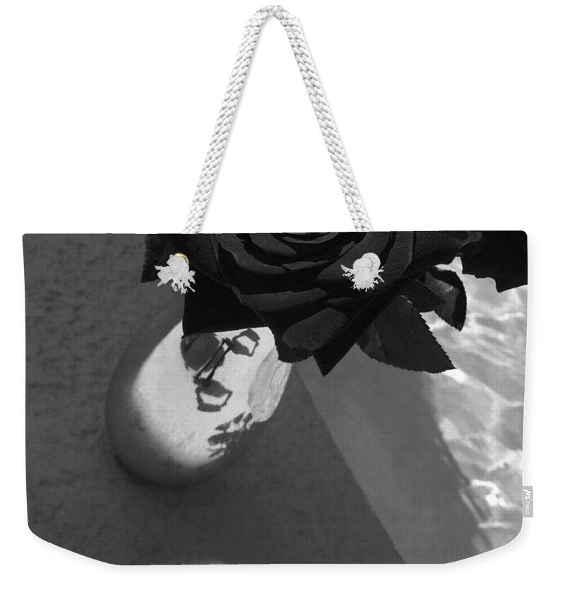 Portrait Of Roses Weekender Tote Bag featuring the photograph Narcissist I by Patricia DOYLE Olson