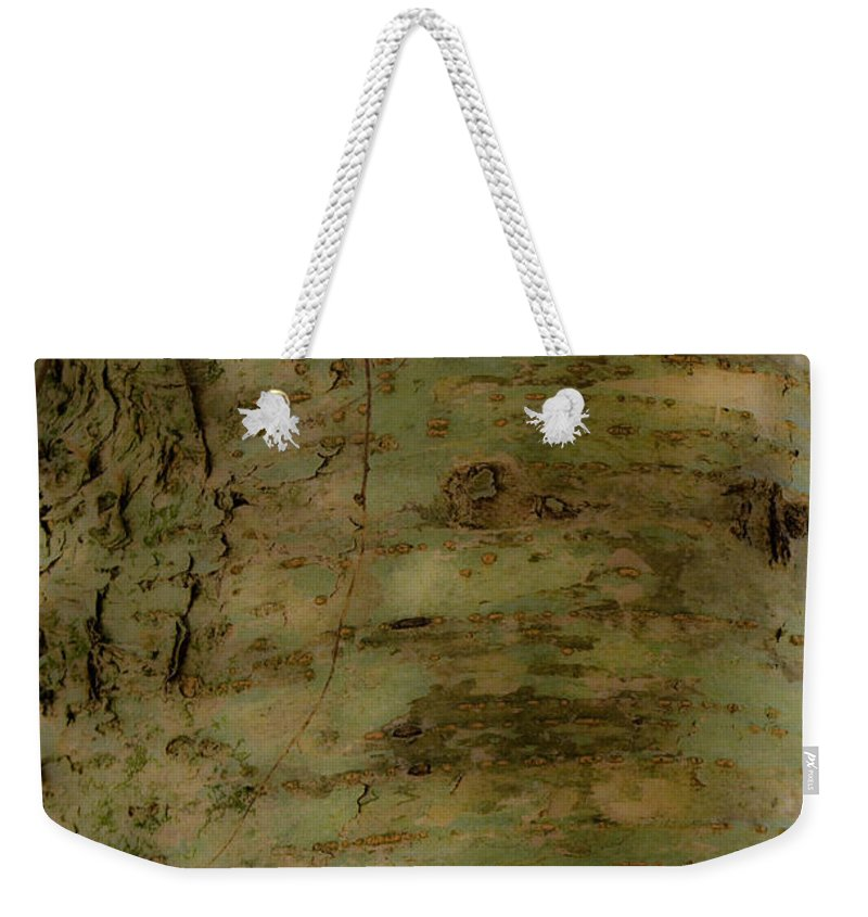 Joy Weekender Tote Bag featuring the photograph Native Tree by Douglas Barnett