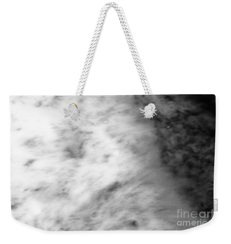 Abstract Weekender Tote Bag featuring the photograph Nature Abstract by Gaspar Avila