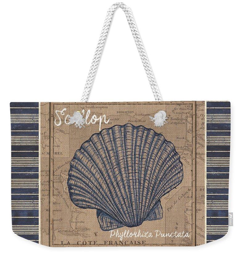 Designs Similar to Nautical Stripes Scallop