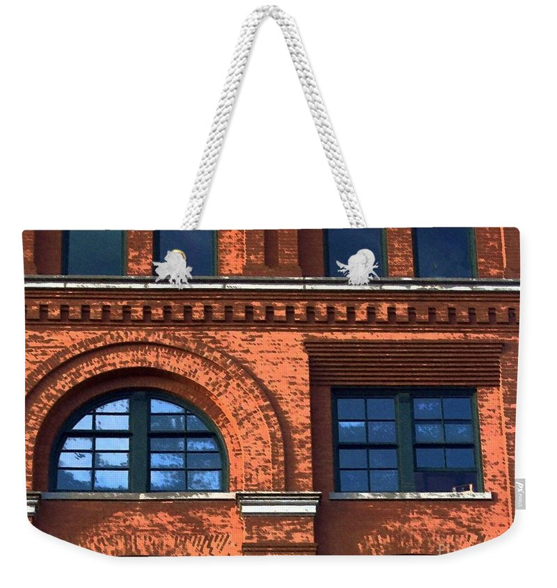 6th Floor Museum Weekender Tote Bag featuring the photograph Never Forget Jfk by Debbi Granruth