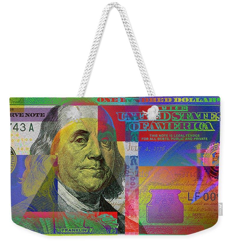 Pop Art Weekender Tote Bags