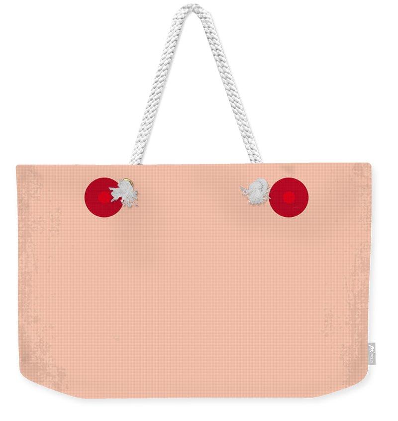 Cheetahs Digital Art Weekender Tote Bags