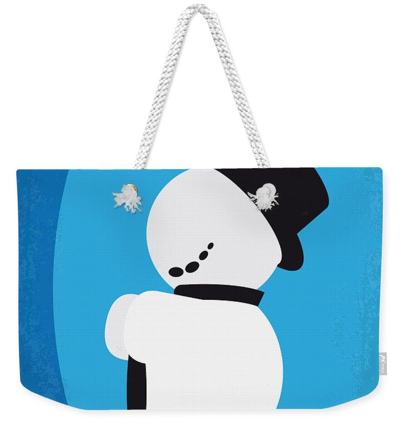 Christmas Time Weekender Tote Bags