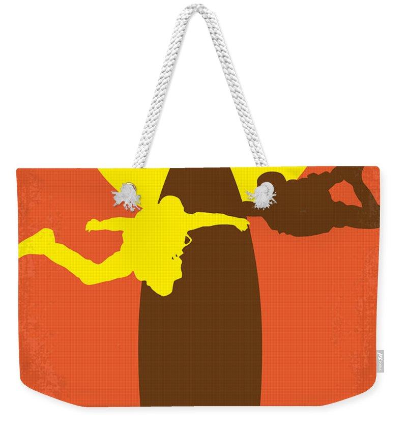 Broken Weekender Tote Bags