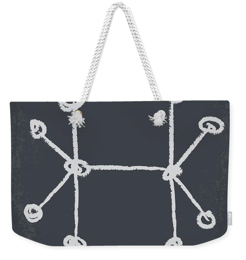 Robin Digital Art Weekender Tote Bags