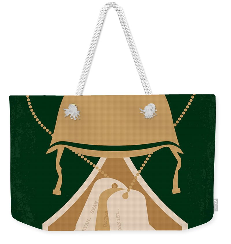 Saving Weekender Tote Bags