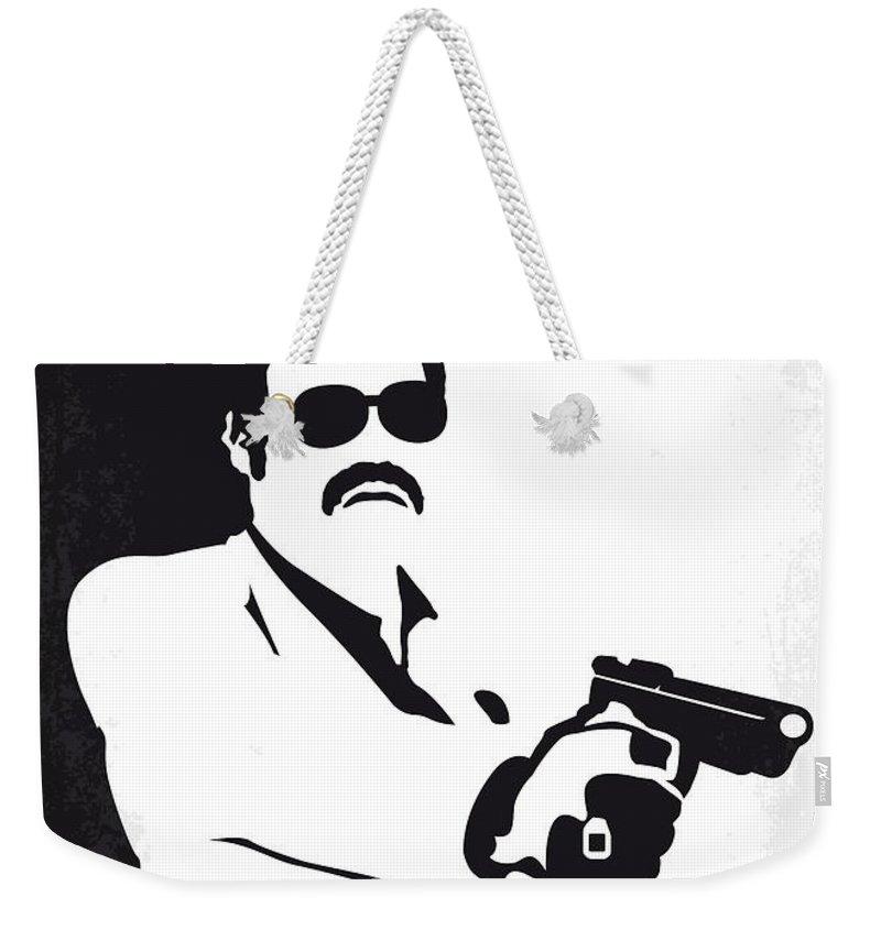 Colombian Weekender Tote Bags
