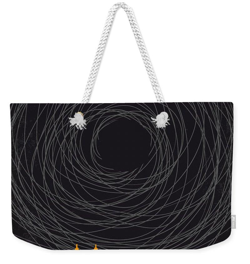 Cosmology Digital Art Weekender Tote Bags