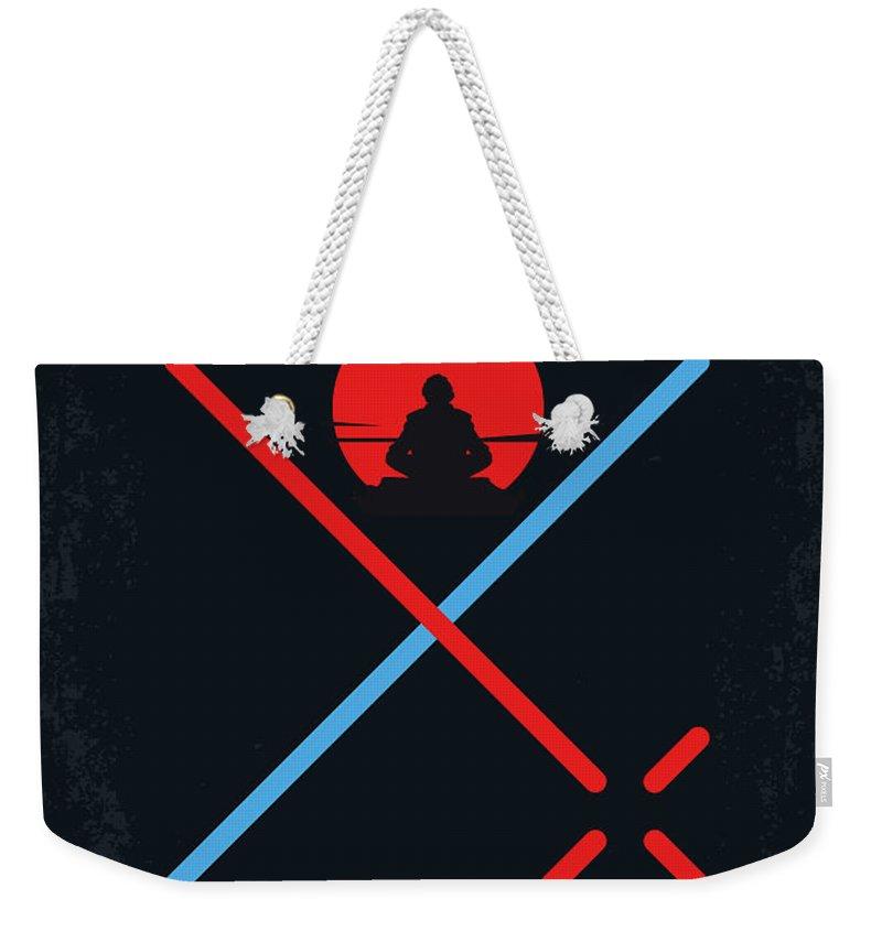 Star Wars Episode Weekender Tote Bags