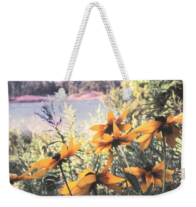 North Channel Weekender Tote Bag featuring the photograph North Channel Beauties by Ian MacDonald