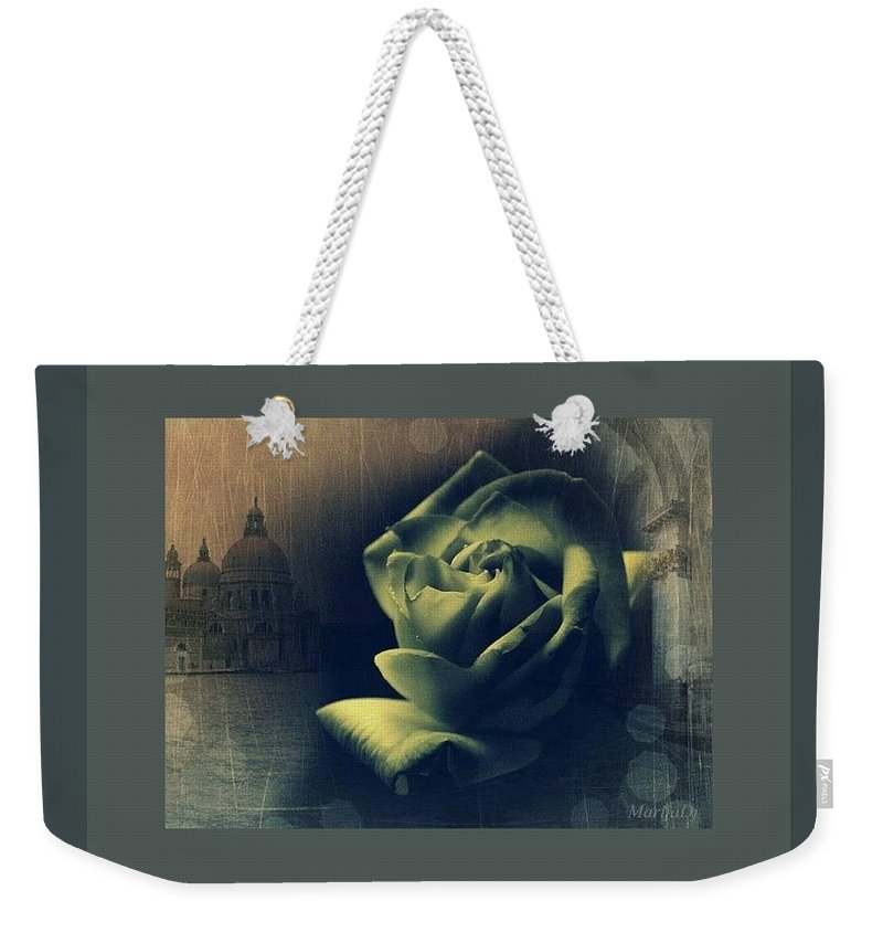 Roses Weekender Tote Bag featuring the photograph Nostalgia by Marija Djedovic