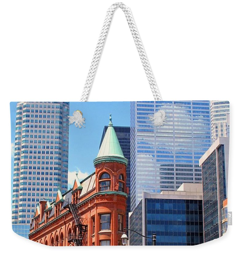 Weekender Tote Bag featuring the photograph Not Forgotten by Ian MacDonald