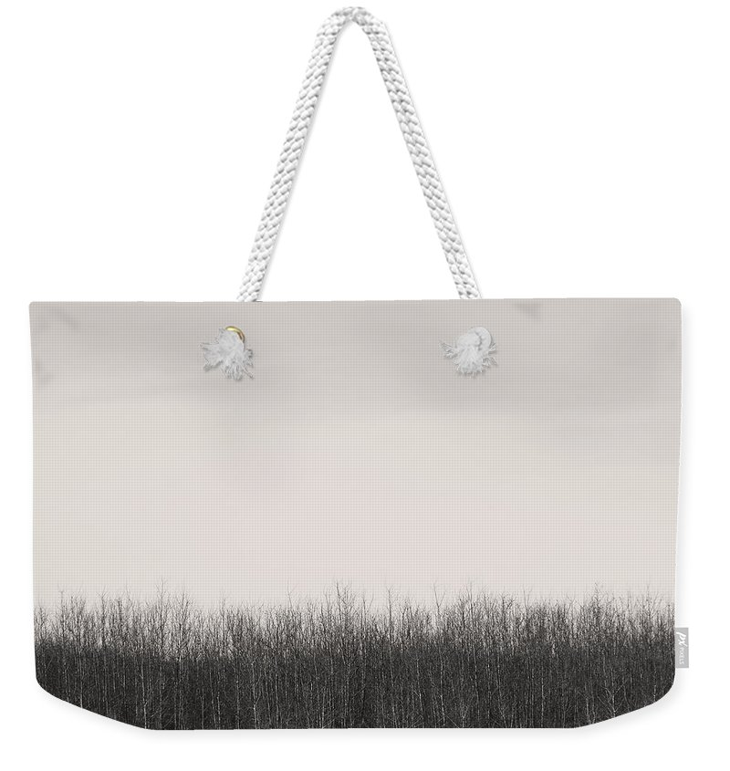 Landscapes Weekender Tote Bag featuring the photograph Now by The Artist Project