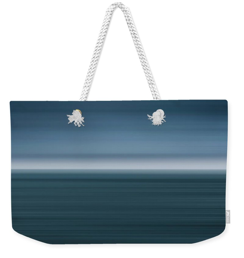 Seascape Weekender Tote Bag featuring the photograph Of The Sea by David Lichtneker