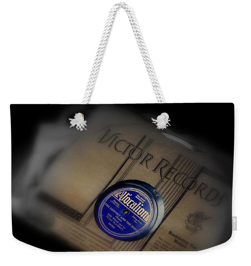 Photography Weekender Tote Bag featuring the photograph Old Memories by Susanne Van Hulst