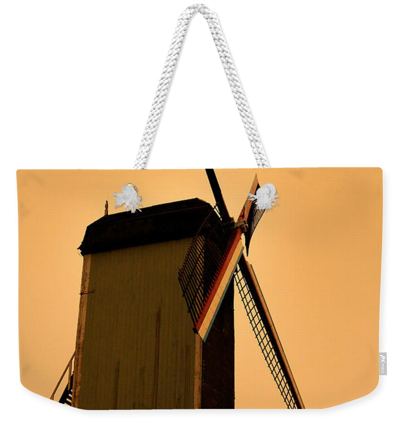 Lawrence Weekender Tote Bag featuring the photograph Old World Sunset by Lawrence Boothby