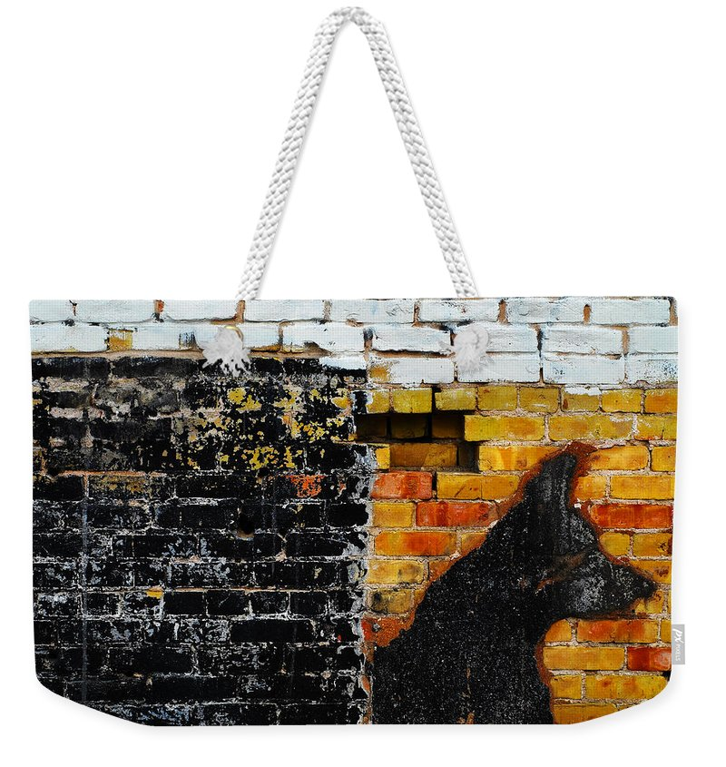 Skip Hunt Weekender Tote Bag featuring the photograph Omen by Skip Hunt