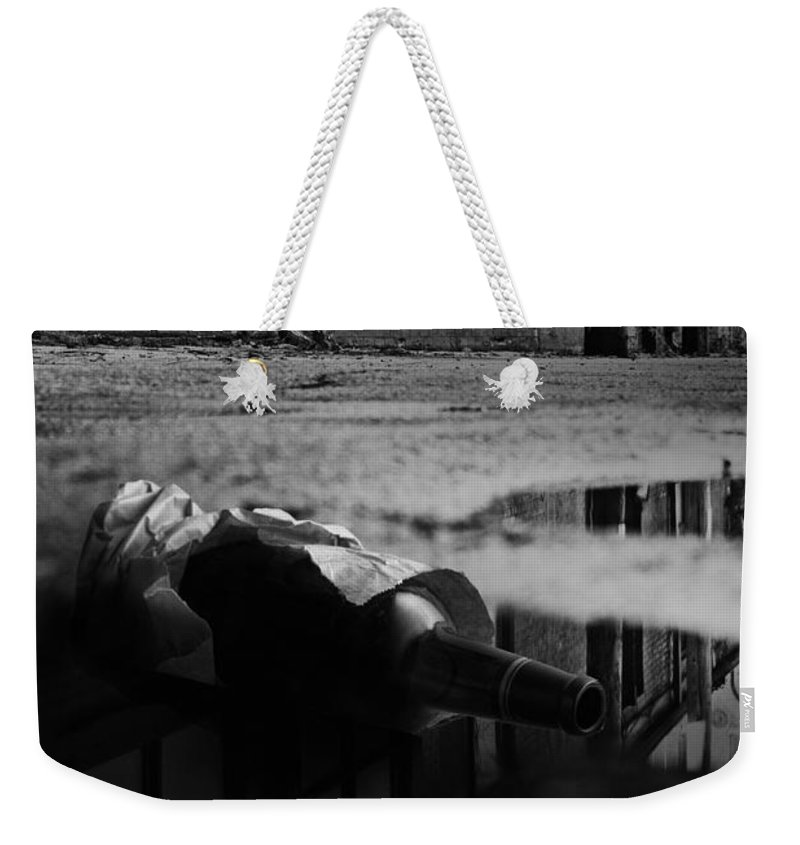 Intoxicated Weekender Tote Bags