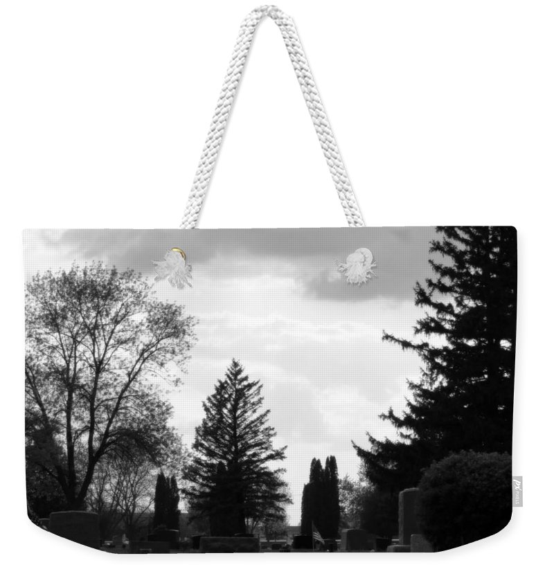 Nature Weekender Tote Bag featuring the photograph Once And For All by Kyle West