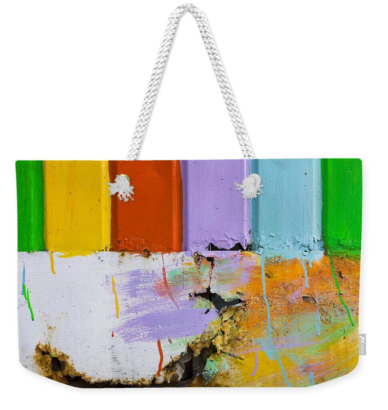 Skip Hunt Weekender Tote Bag featuring the photograph Once Upon a Circus by Skip Hunt