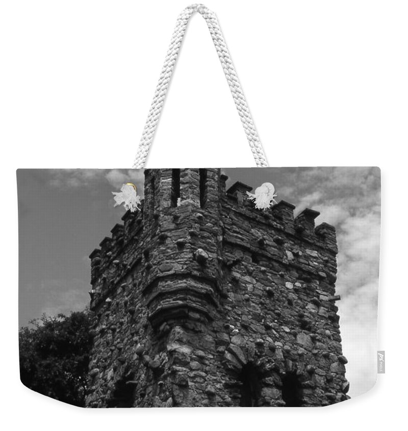 Castle Weekender Tote Bag featuring the photograph Once Upon A Time by Richard Rizzo