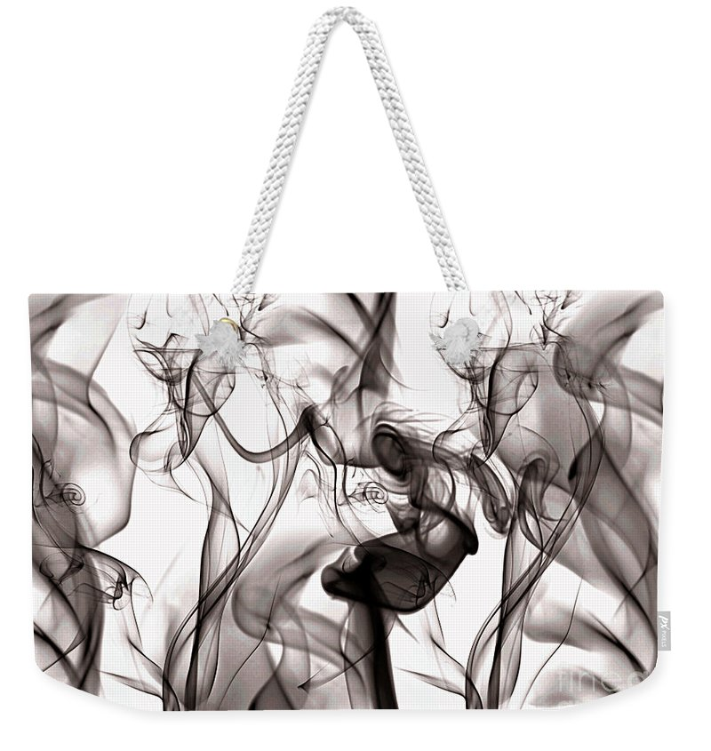 Clay Weekender Tote Bag featuring the digital art One Among Many by Clayton Bruster