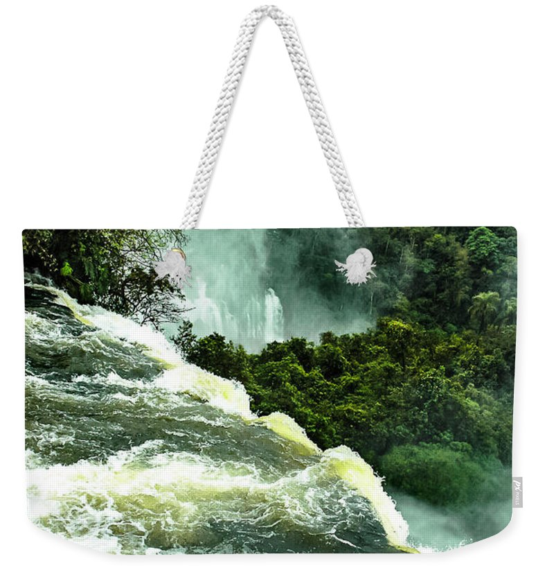 Weekender Tote Bag featuring the photograph One Of Nature's Beauties by Norman Johnson