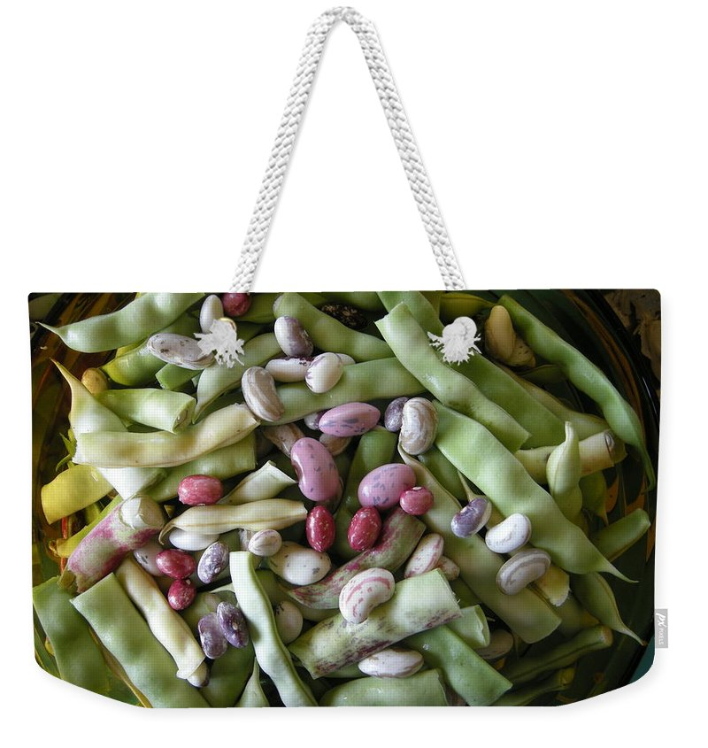 Still Life Weekender Tote Bag featuring the photograph Only In Rodopite-3 by Antoaneta Melnikova- Hillman