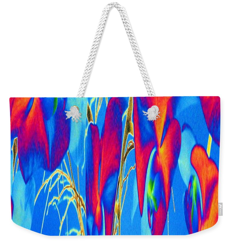 Orchid Weekender Tote Bag featuring the photograph Orchid 2 by Tim Allen