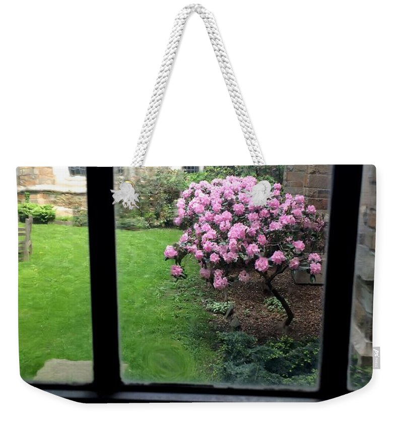 Architecture Weekender Tote Bag featuring the photograph Out Of Time by Joseph Yarbrough