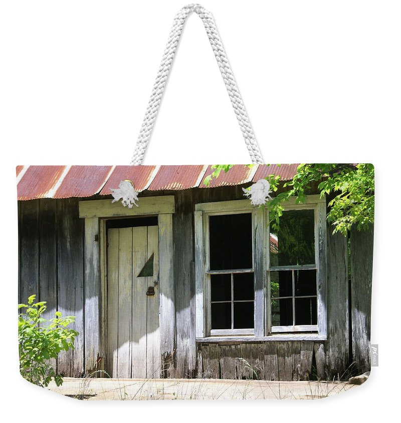 Ozarks Weekender Tote Bag featuring the photograph Ozark Home by Marty Koch