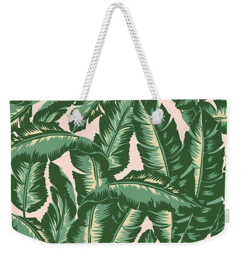 Spring Weekender Tote Bags