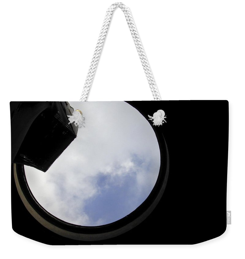 Sky Weekender Tote Bag featuring the photograph Panthion Rome Italy by Joseph Mari