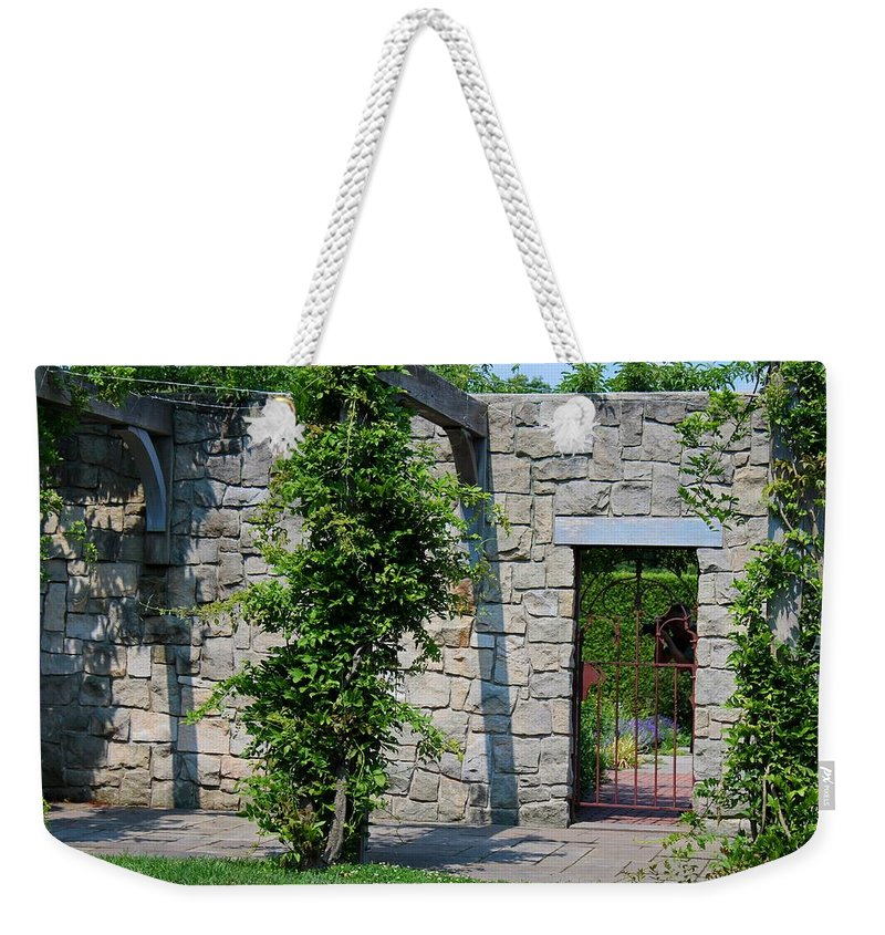 Toledo Weekender Tote Bag featuring the photograph Paragon Of Hope by Michiale Schneider
