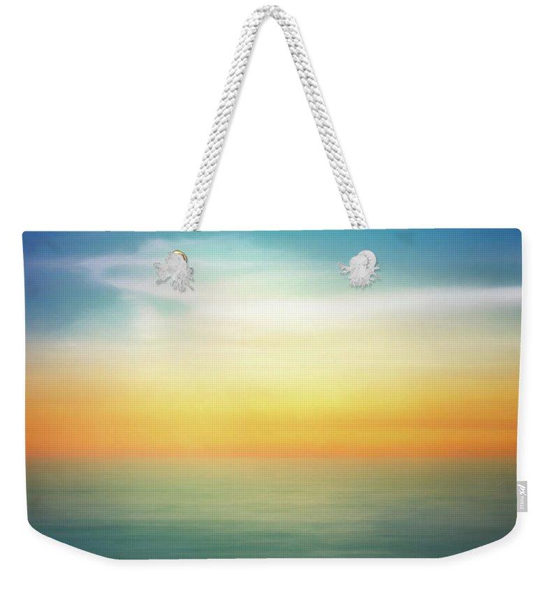 Early Summer Weekender Tote Bags