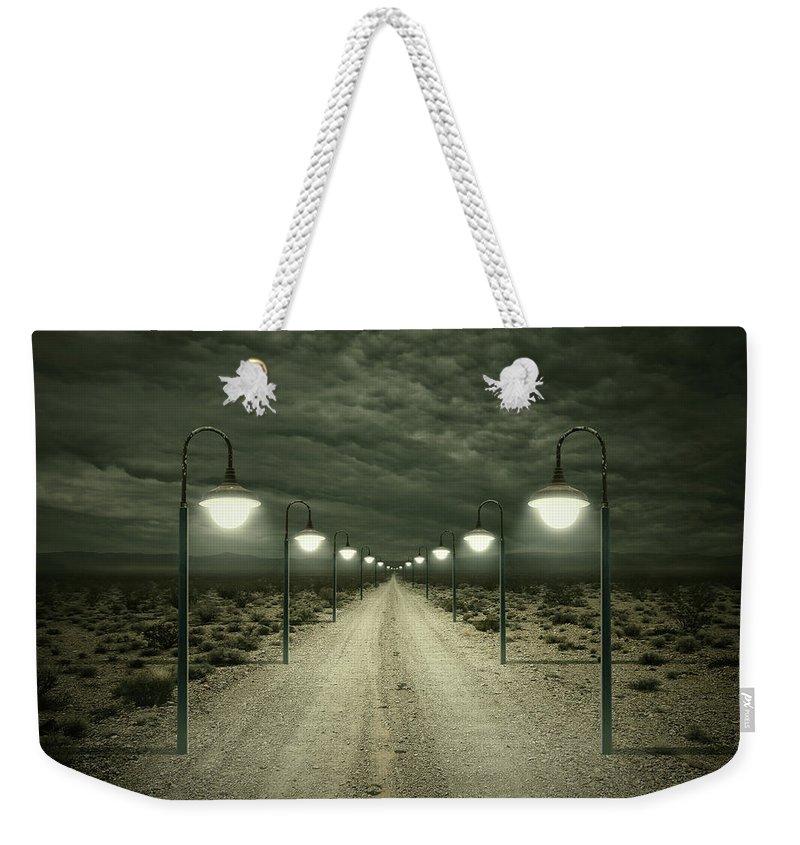 Lamp Weekender Tote Bags