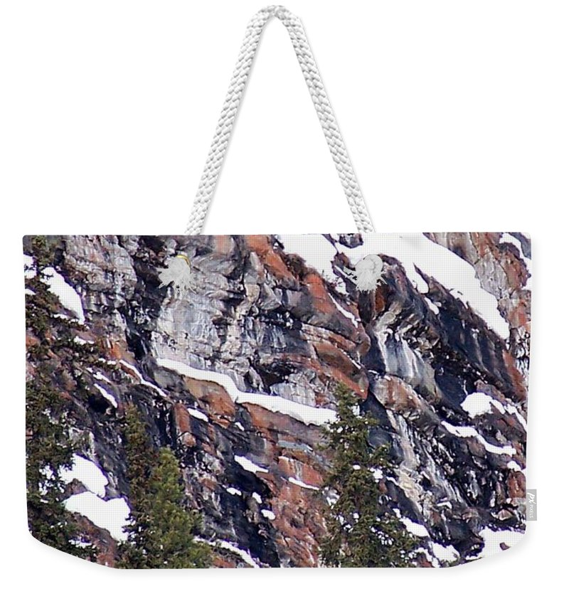 Patterns Weekender Tote Bag featuring the photograph Patterns by Greg Hammond
