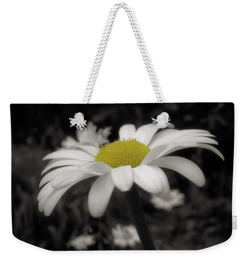 Flower Weekender Tote Bag featuring the photograph Pay It Forward by JAMART Photography