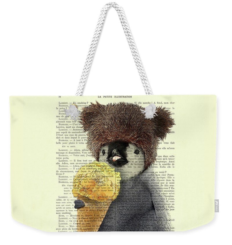 Ice Cream Weekender Tote Bags