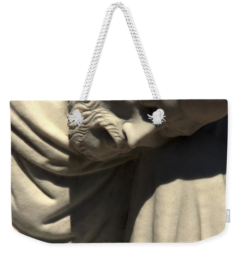 Saint Peter Weekender Tote Bag featuring the photograph Petrus Or Saint Peter by Susanne Van Hulst