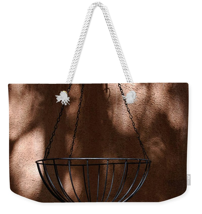 Photography Weekender Tote Bag featuring the photograph Play With Shades by Susanne Van Hulst