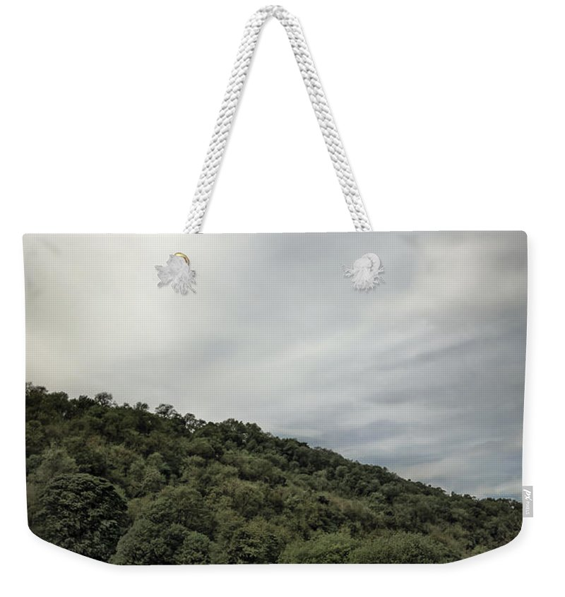 Animal Weekender Tote Bag featuring the photograph Pleasant Valley Sunday by Evelina Kremsdorf