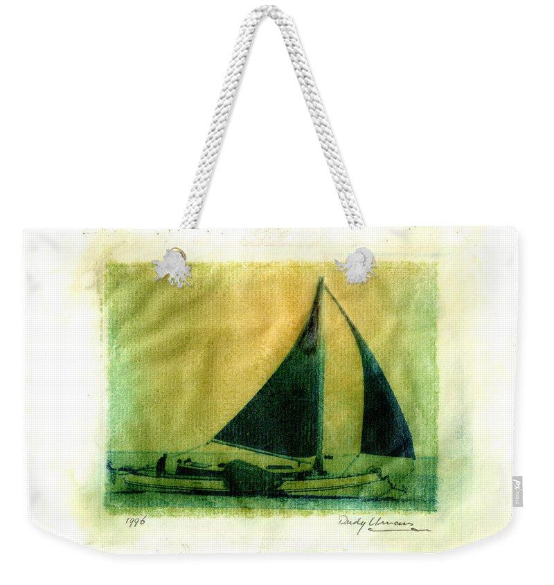 Klipper Photographs Weekender Tote Bags