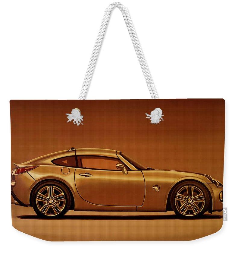Coupe Weekender Tote Bags