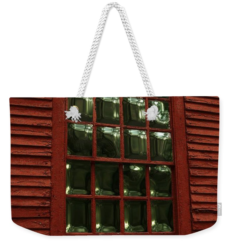 American History Weekender Tote Bag featuring the digital art Portal To The Past by RC DeWinter