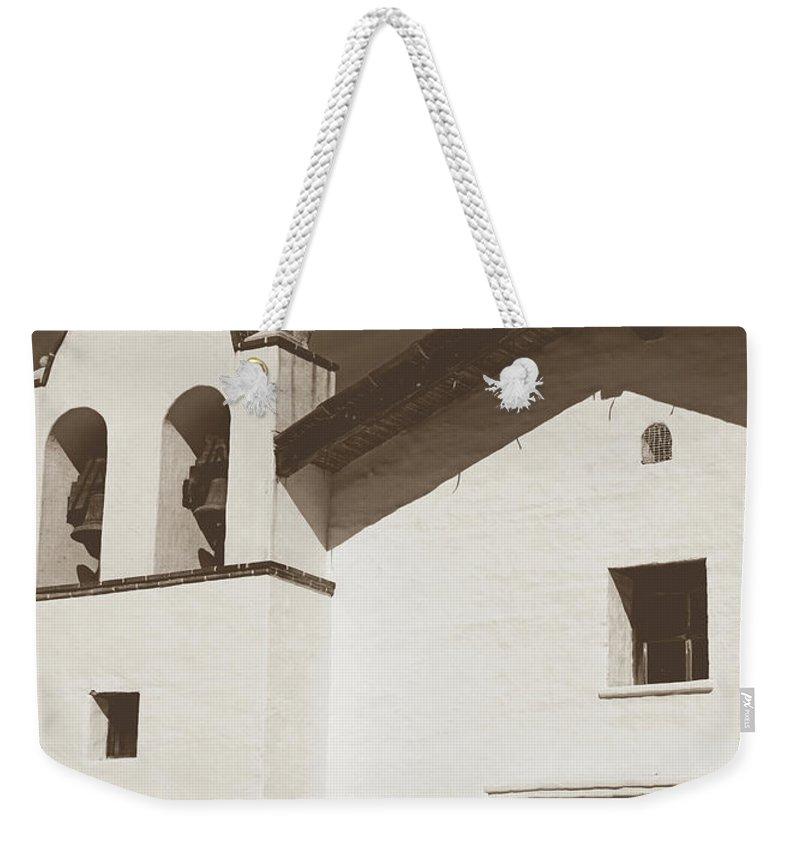 Chapel Photographs Weekender Tote Bags