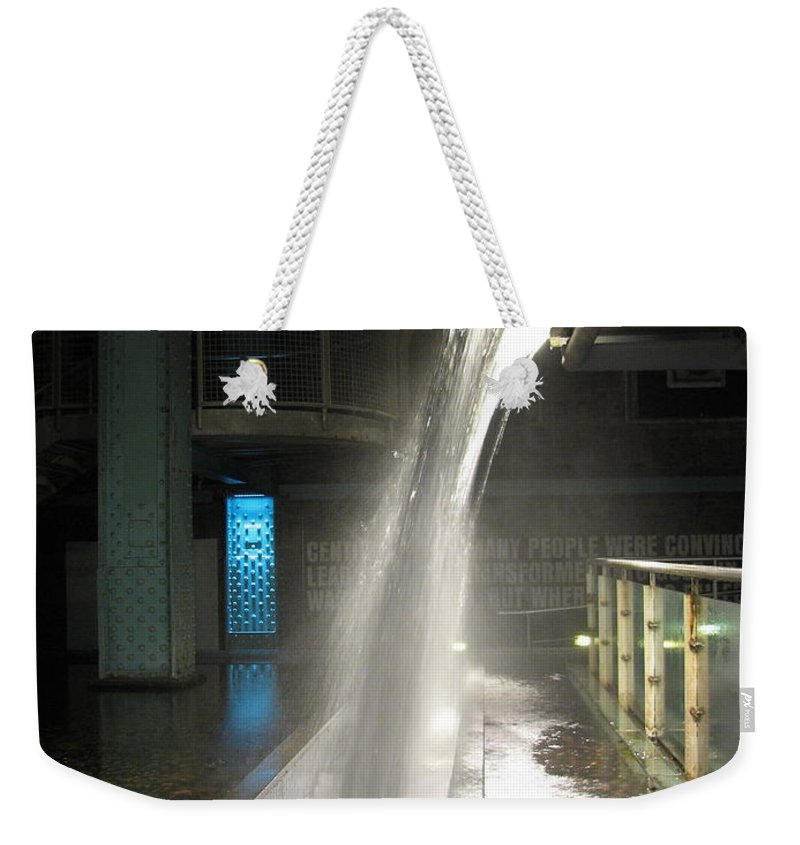 Guinness Weekender Tote Bag featuring the photograph Pure Guinness by Kelly Mezzapelle