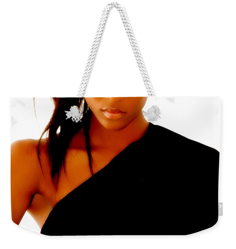 Clay Weekender Tote Bag featuring the photograph Radiant by Clayton Bruster